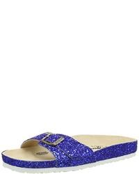 Sandalias azules de Pepe Jeans