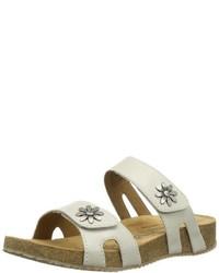 Sandalias blancas de Josef Seibel