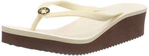 Sandalias de dedo en beige de flip*flop