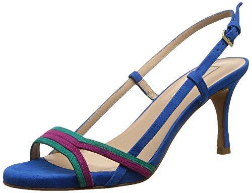 ofrecer descuentos venta barata ee. nuevo estilo €123, Sandalias de tacón azules de Pura Lopez