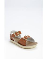 Sandalias marrón claro