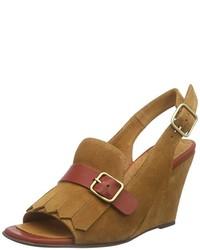 Sandalias marrón claro de Chie Mihara