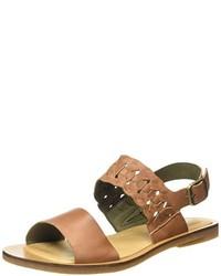 Sandalias marrón claro de El Naturalista