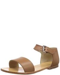 Sandalias marrón claro de Esprit