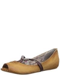Sandalias marrón claro de Mjus