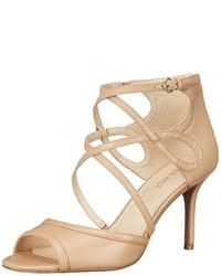 Sandalias marrón claro de Nine West