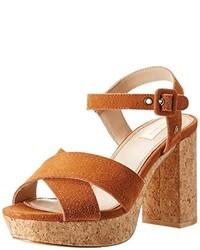 Sandalias marrón claro de Pepe Jeans