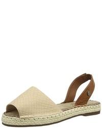 Sandalias marrón claro de Spot On