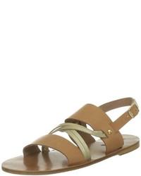 Sandalias marrón claro de Tatoosh