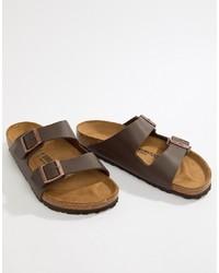Sandalias marrónes de Birkenstock