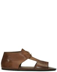 Sandalias marrónes de Marsèll