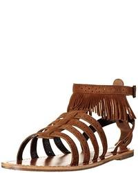Sandalias marrónes de Pepe Jeans
