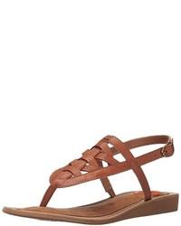 Sandalias marrónes de Rocket Dog
