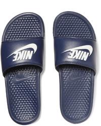 Sandalias negras de Nike