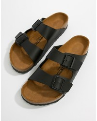 Sandalias negras de Birkenstock