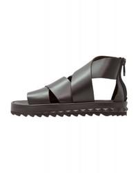 Sandalias Negras de Diesel