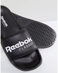 Sandalias negras de Reebok