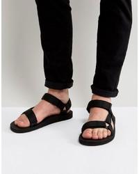 Sandalias negras de Teva