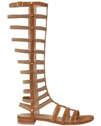Sandalias romanas de ante