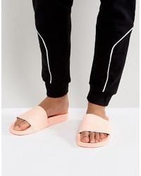 Sandalias rosadas de adidas