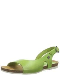 Sandalias Verdes de Jonny's