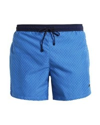 Shorts de baño a Lunares Azules de Hugo Boss