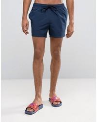 Shorts de baño azul marino de Asos
