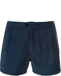 Shorts de baño azul marino de Dondup