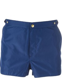 Shorts de baño azul marino de Eleventy