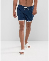 Shorts de baño azul marino de Jack and Jones