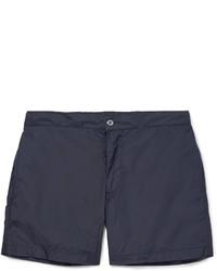Shorts de baño azul marino de Officine Generale
