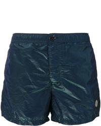 Shorts de baño azul marino de Stone Island