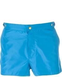 Shorts de baño azules de Eleventy