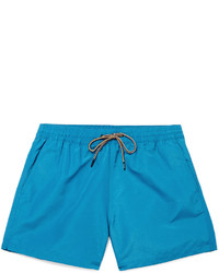 Shorts de baño azules de Paul Smith
