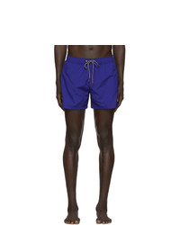 Shorts de baño azules de Ps By Paul Smith