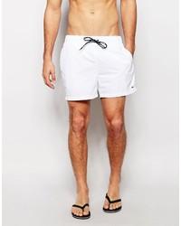 Shorts de baño blancos de Tommy Hilfiger