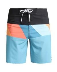 Shorts de baño Estampados Celestes de Billabong