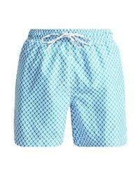 Shorts de baño Estampados Celestes de Tommy Hilfiger
