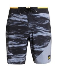Shorts de baño Estampados Negros de Quiksilver