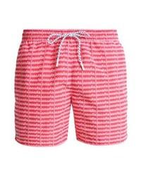Shorts de baño Estampados Rosa de Lacoste