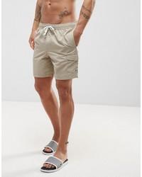Shorts de baño grises de Asos