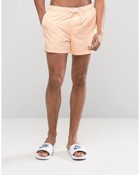 Shorts de baño Naranjas de Asos