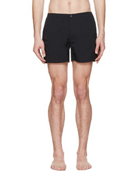 Shorts de baño Negros de Burberry