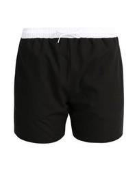 Shorts de baño Negros de Pier One