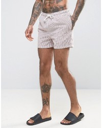 Shorts de baño rosados de Jack and Jones