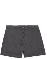 Shorts de baño verde oscuro de Officine Generale