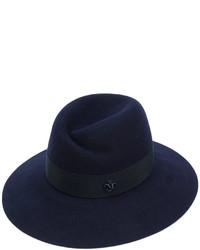Sombrero Azul Marino de Maison Michel