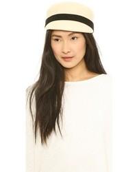 Sombrero de Lana Beige de Kate Spade