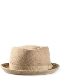 Sombrero de lana en beige de CA4LA