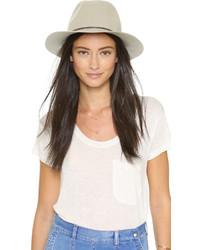 Sombrero de lana en beige de Hat Attack